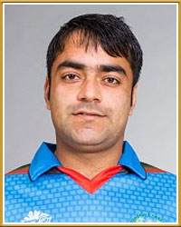 Rashid Khan Afgh cricket