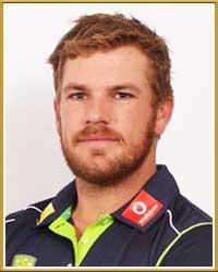 Aaron Finch Profile Australia