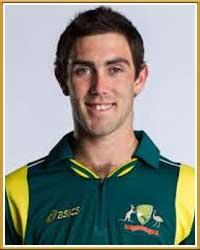 Glenn Maxwell Australia Profile