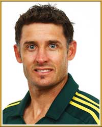 Mike Hussey Australia