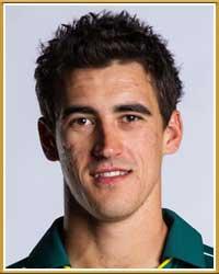 Mitchell Starc Profile Australia