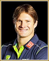 Shane Watson Australia Profile