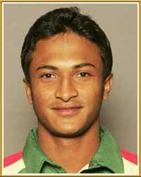 Shakib Al Hasan Profile Bangladesh