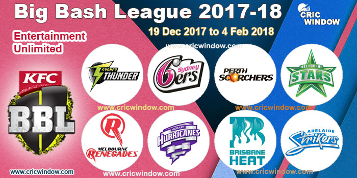 Big Bash League Live