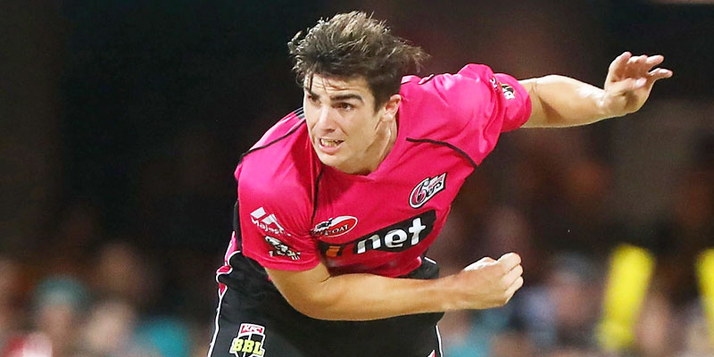 Sean Abbott BBL