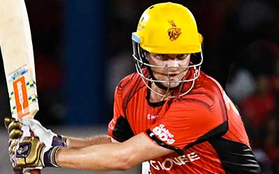 Colin Munro Knight Riders cplt20