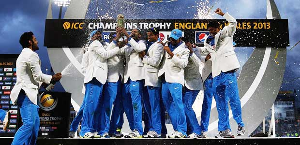 India winner of Champions Trophy 2013