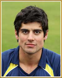 Alastair Nathan Cook England