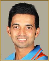 AM Rahane Profile