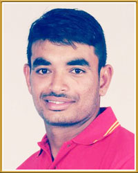 Anirudha Ashok Joshi India Cricket