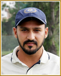 Anmolpreet Singh India Cricket