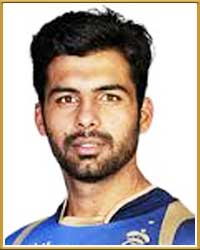 Barinder Singh Sran India Cricket