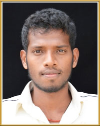 Basil Thampy India cricket
