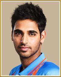 Bhuvneshwar Kumar Profile