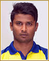 Krishnappa Gowtham India Cricket