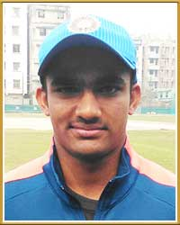 Mahipal Lomar India Cricket