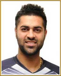 Manpreet Gony India cricket