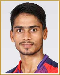 Praveen Dubey India Cricket