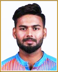 Rishabh Pant India
