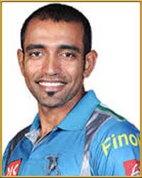 Robin Uthappa Career Profile India