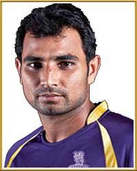Mohammed Shami Ahmed Profile