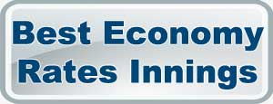 Best Economy rates Innings in IPL7