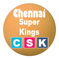Super Kings IPL Logo