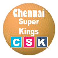 Chennai Super Kings team 2018