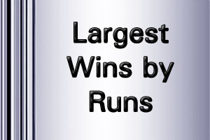 ICC Worldcup largest win by runs 2019