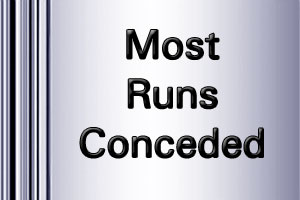 ICC WorldT20 Most Runs conceded 2016