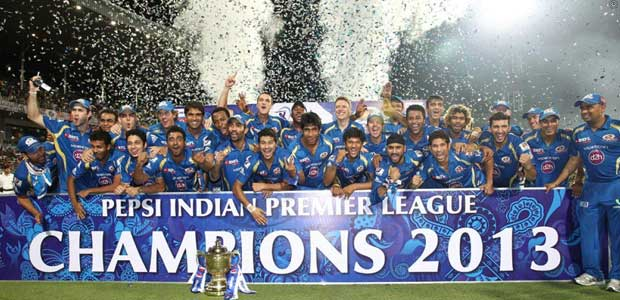 Mumbai Indians winner of IPL 6
