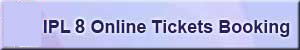 ipl 8 online tickets booking