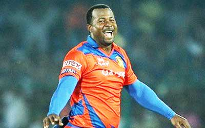 DR Smith Gujarat Lions
