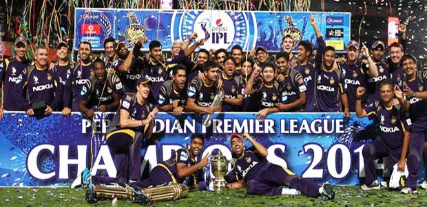 Kolkata Knight Riders  ipl winner 2014