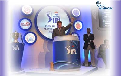 IPL 7 Auction News 2014