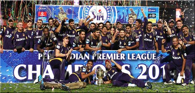 Kolkata Knight Riders winner of ipl 2014