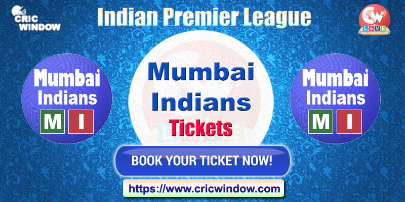 ipl mumbai tickets booking 2020