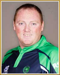 Andrew Poynter Ireland Cricket