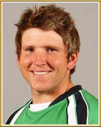Gary Wilson Ireland Cricket