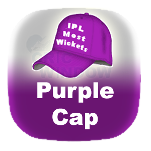 IPL Purple Cap - Most Wickets