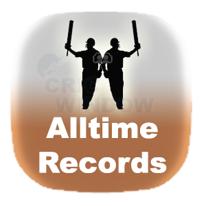 ipl all times career records