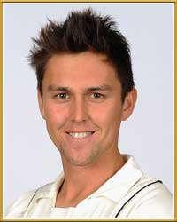 Trent Boult Career Profile New Zealand