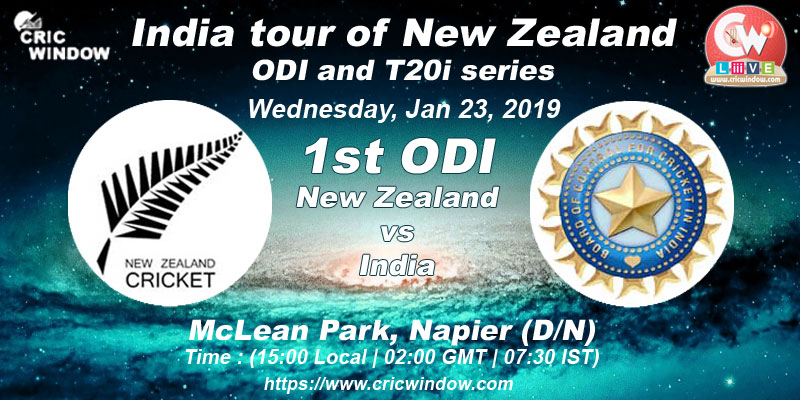 new zealand vs india series live score videos schedule