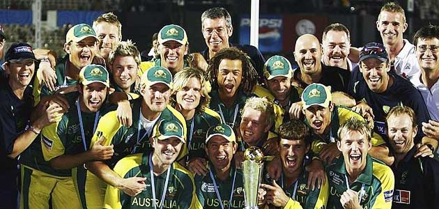 Australia winner of ICC Champions Trophy 2006