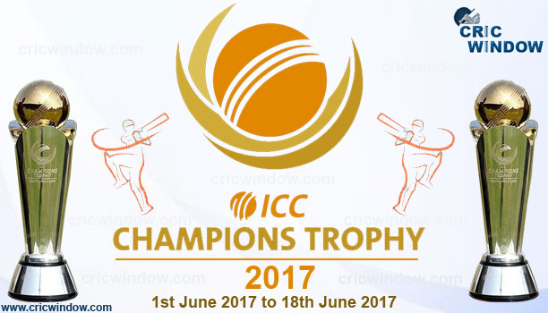 CT17 schedule announced