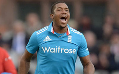 Chris Jordan England