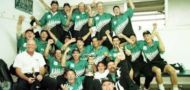 New Zealand winner of ICC Champions Trophy 2000