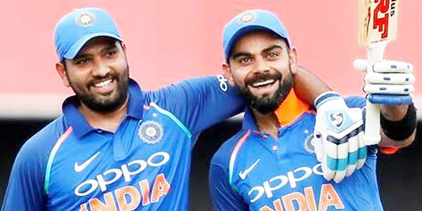 Rohit-Kohli India cricket