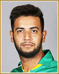 Imad Wasim Pakistan Cricket