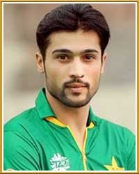 Mohammad Amir Pakistan Cricket